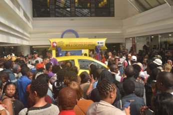 Joburg shopping fest 1