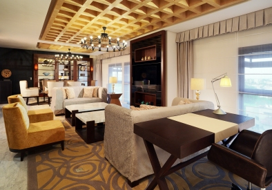 New-look Presidential Suite of Sheraton Hotel Lagos