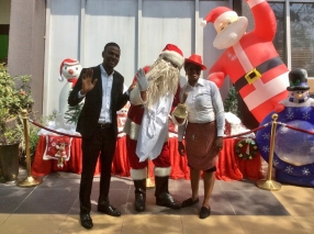 Merry Christmas at Sheraton Abuja Hotel