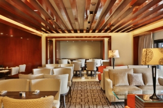 New Club Lounge at Sheraton Lagos Hotel