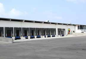 Ethiopian airlines cargo terminal